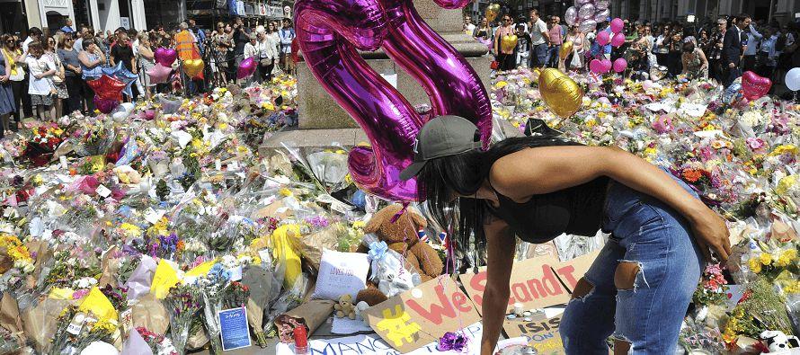Dicen los expertos en terrorismo que Salman Abedi, de 22 años, quien mató a 22 personas e hirió a...