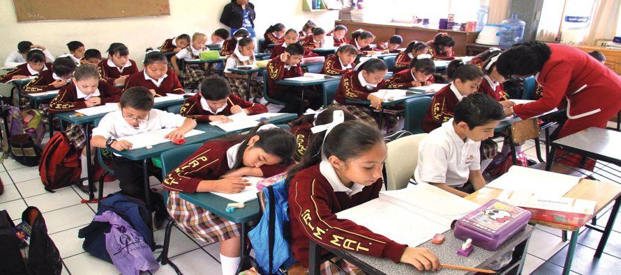 Pareciera que la reforma educativa estuviera agotada, y no lo está. Estamos en el proceso de...