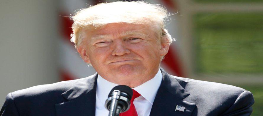 El retiro ordenado por Donald Trump de los acuerdos sobre la crisis climática alcanzados en la...