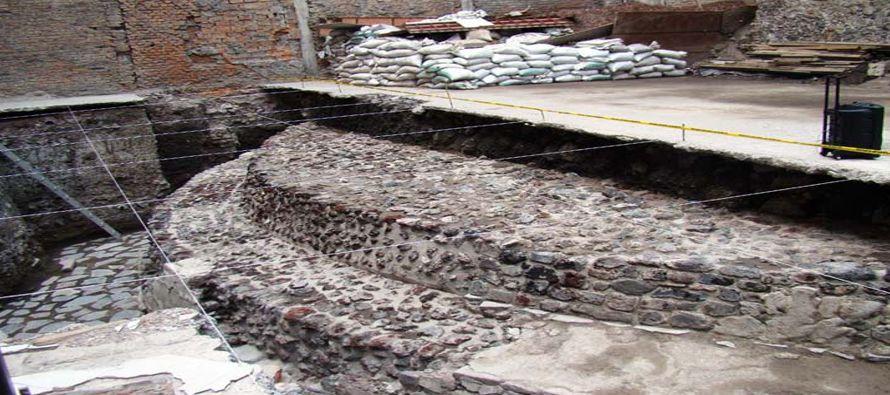 El último descubrimiento se trata de un edificio que formaba parte del centro ceremonial de...