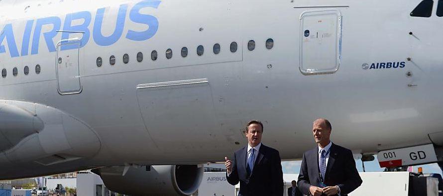 Airbus revisó además bruscamente su estimación para la demanda de aviones de doble pasillo, pero...