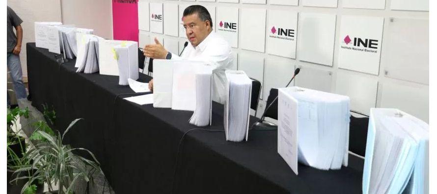 Sin aliados, Morena obtuvo en las elecciones en esa entidad, más Coahuila, Veracruz y Nayarit, de...