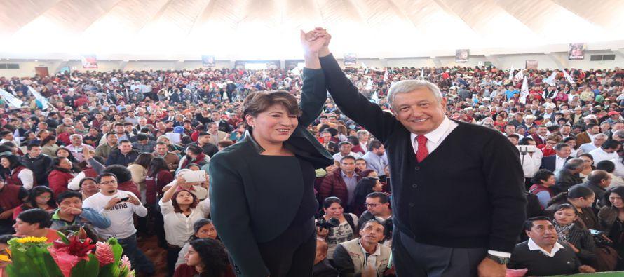 Los comicios en el Estado de México, principal bastión del PRI y cuna del presidente Enrique Peña,...