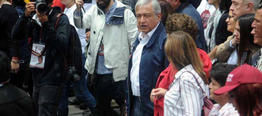 """""""Quienes se asocian con la mafia del poder no son más que mercenarios, politiqueros,..."""