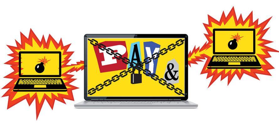 Ransomware, o cibersecuestro, es un tipo de programa malicioso que infecta a un sistema y lo toma...