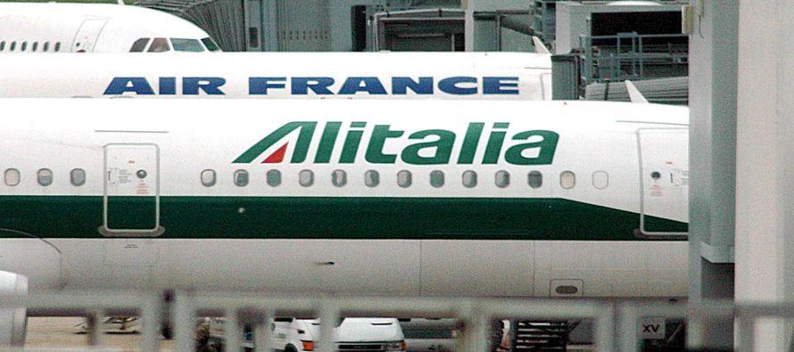 Alitalia se acoge en concreto al capítulo 15 de la legislación de bancarrota. Este recurso legal...