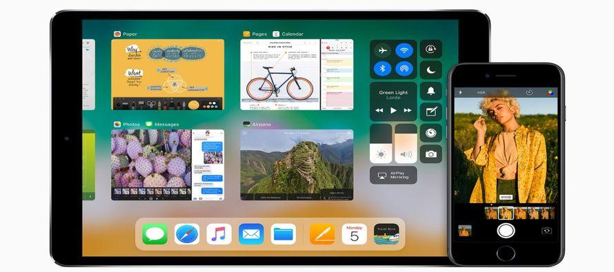 La compañía también anunció una actualización para su sistema operativo móvil, el que hace...