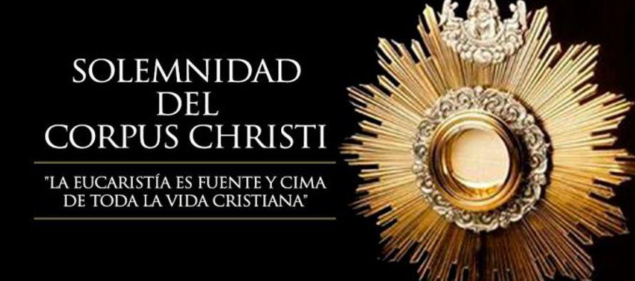 Dios utilizó a santa Juliana de Mont Cornillon para propiciar esta fiesta. La santa nace en Retines...