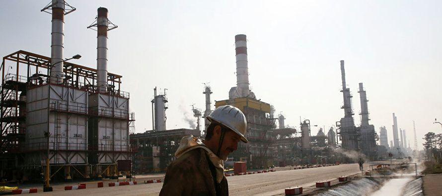 Los precios del crudo han bajado alrededor de un 12 por ciento desde el 25 de mayo, cuando la OPEP...