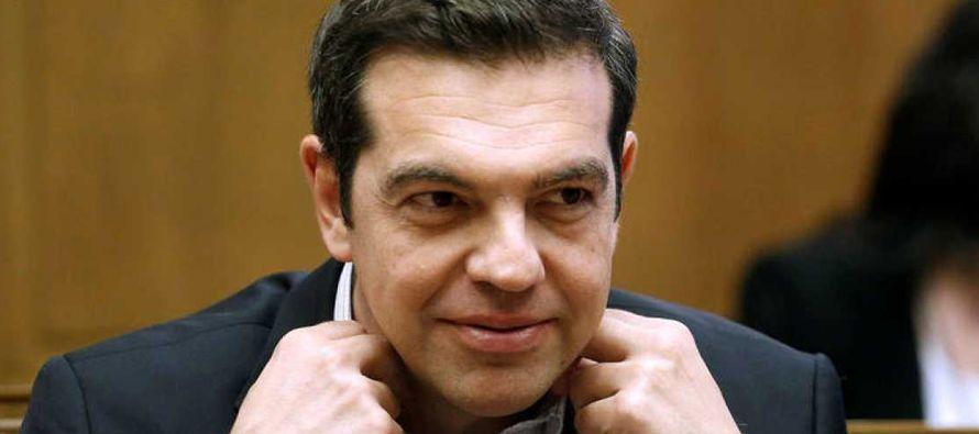 Al ser consultado cuánto dinero podría obtener Grecia en nuevos préstamos, el presidente del...