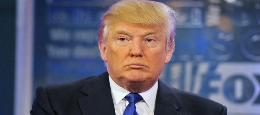 Con la incorporación de Trump a la investigación abierta por la trama rusa se socava un poco más la...