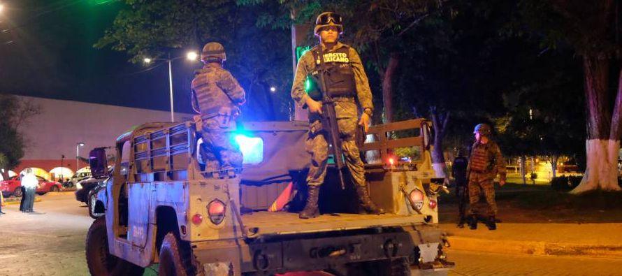 El incidente aumenta la tensión sobre Cancún, epicentro turístico de un país que tiene este sector...