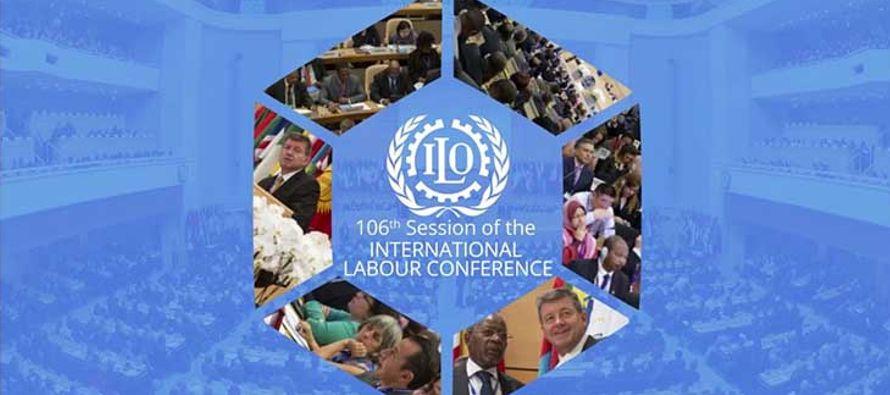 Según evaluó la Organización Internacional del Trabajo (OIT), las actividades humanas relacionadas...