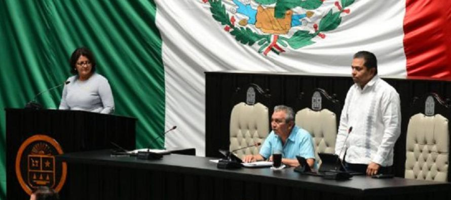 """""""Quien abuse del poder ya no podrá escudarse en el fuero"""", ha dicho Eduardo Martínez,..."""