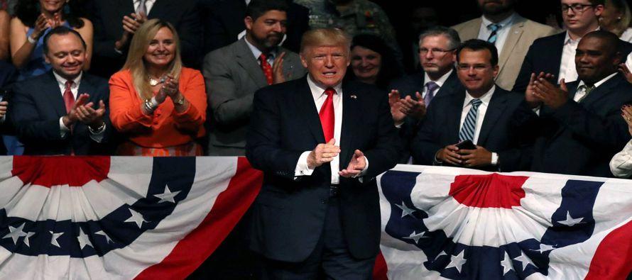 La marcha atrás parcial anunciada ayer por Donald Trump en el proceso de normalización de...