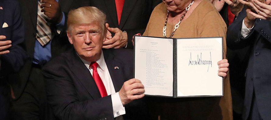 Incomoda al progresismo que Trump tenga razón, pero deberían saber que la obsecuencia nunca es...
