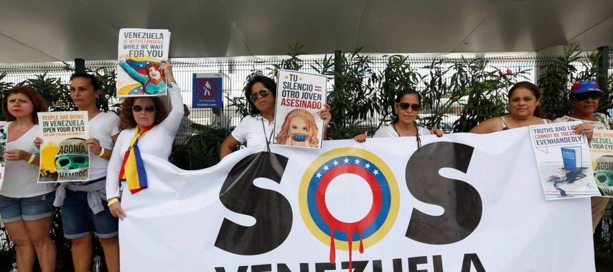 La crisis por la que atraviesa Venezuela volverá a ser objeto de debate en la Organización de...