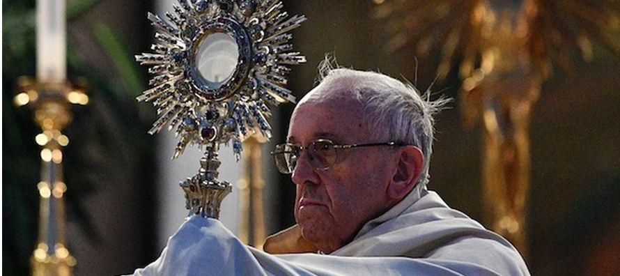 """El Santo Padre deseó a los comunicadores que el Congreso pueda inspirar """"una esperanza,..."""