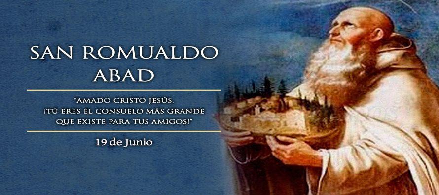 Durante 30 años San Romualdo fue fundando en uno y otro sitio de Italia conventos donde los...