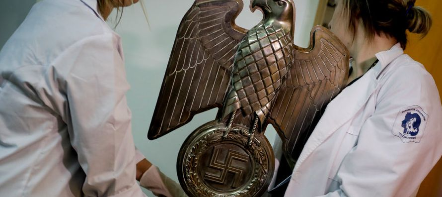 El tesoro nazi escondido en Argentina