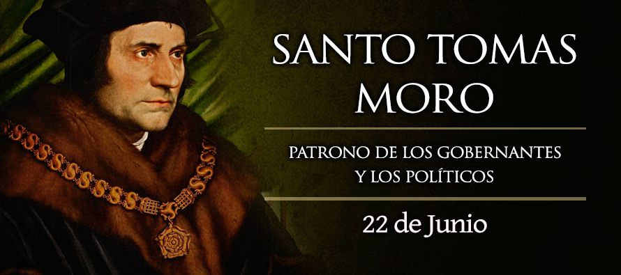 Tomás Moro vivió a comienzos de la Edad Moderna (1478-1535), cuando toda Europa se sentía...