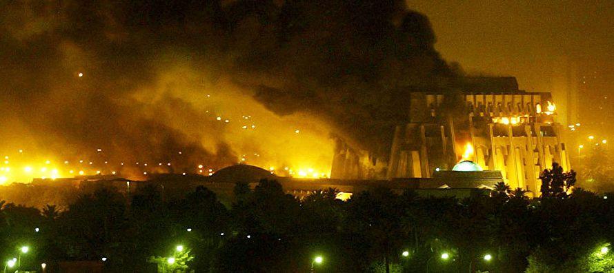 La guerra de Irak abonó el caos actual