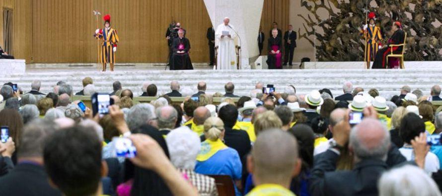 El cristiano tenga el coraje de osar, al caminar en los surcos de la vida diaria: Papa Francisco