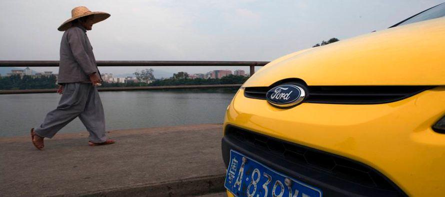 Viraje de Ford a China nubla nuevamente panorama de industria automotriz mexicana