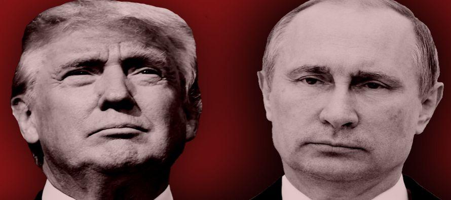 De enero hasta abril, portavoces, funcionarios y políticos rusos variopintos, desde el jefe de...