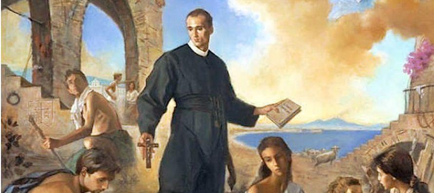 Alfonso había fundado su Orden en Scala el año 1732, el mismo en el que Gennaro se ordenó...