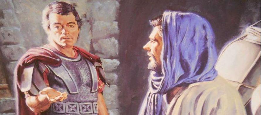 """"""" Y os digo que vendrán muchos de oriente y occidente y se pondrán a la mesa con Abraham,..."""