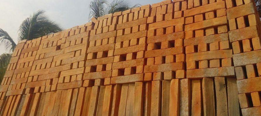 Agregó que varios de los alfareros que lo ayudaron a fabricar los ladrillos en Oaxaca habían estado...