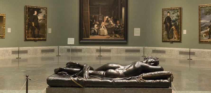"""""""El Prado es mucho más que un museo nacional porque recibimos visitantes de..."""