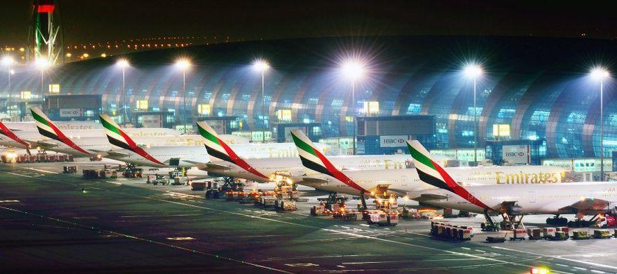 """""""Emirates ha estado trabajando duro en coordinación con varias partes interesadas de la..."""
