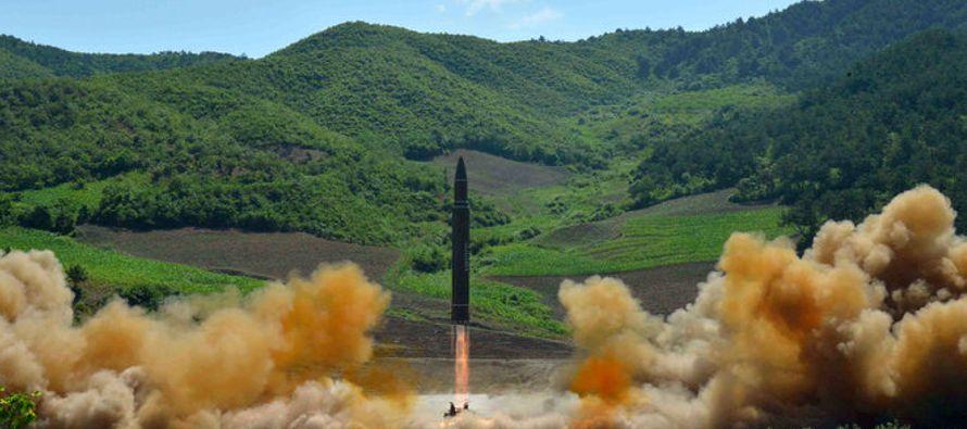 Los norcoreanos todavía poseen su máxima arma de represalia: la artillería a...