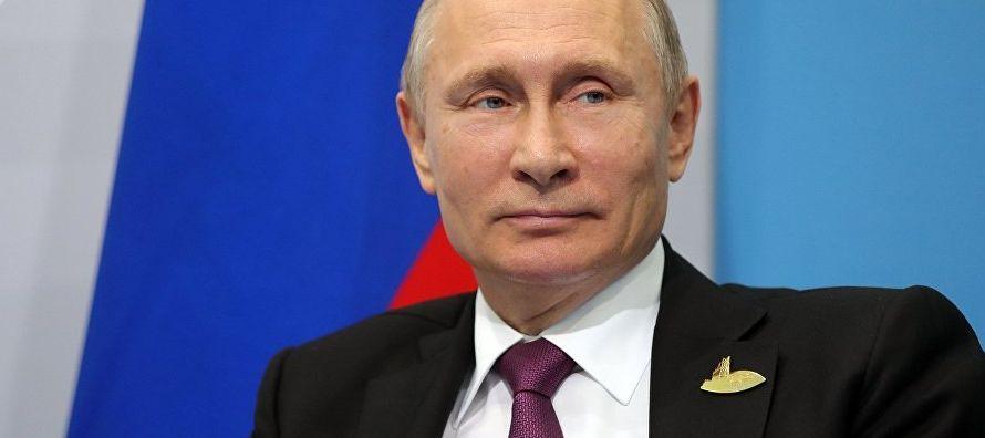 """""""El presidente Putin propuso formar un grupo de trabajo. Esto no significa que debería..."""