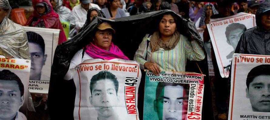 Lo que se sabe es que tres agencias federales mexicanas han gastado unos 80 millones de...