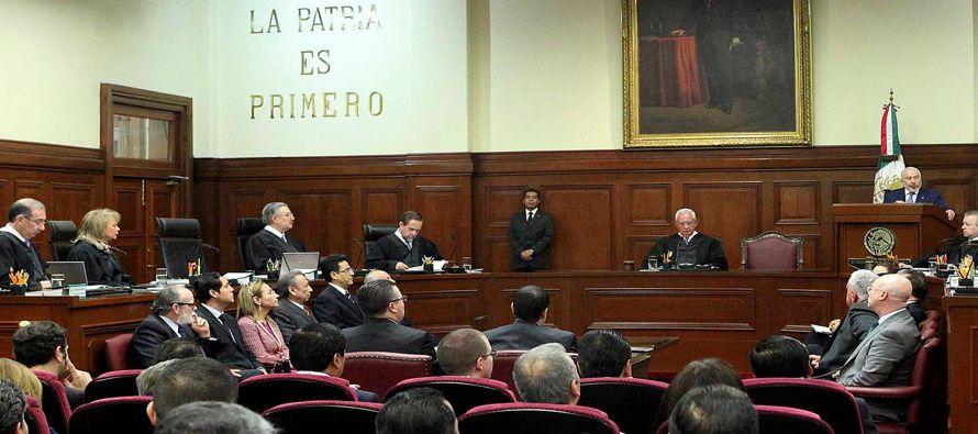 En la reforma constitucional de junio de 2008 se previó que todo el país...