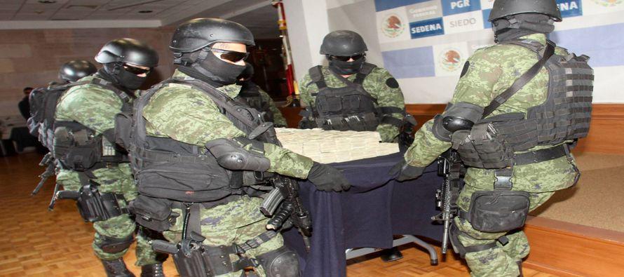 Los datos desvelados por el máximo órgano fiscalizador mexicano en los resultados de...