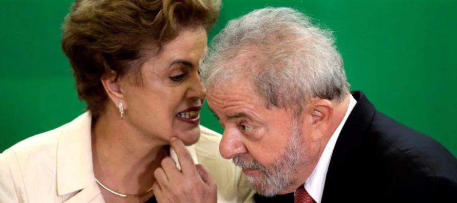 La exmandataria consideró a Lula como «el presidente más popular en la historia...
