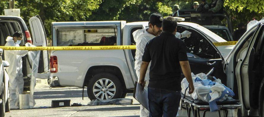 México vive una violencia imparable. En mayo los homicidios superaron todos los registros...