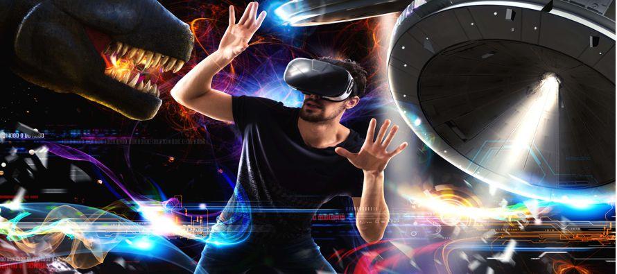 La Realidad Virtual está formada por un conjunto de tecnologías que busca adentrar a...