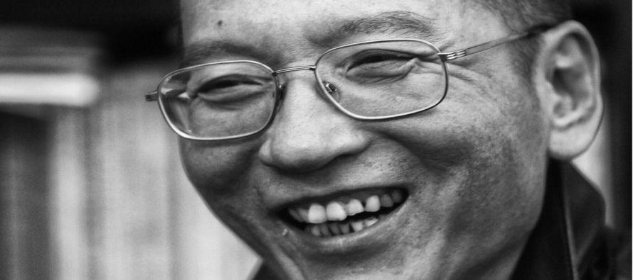 El disidente, Premio Nóbel de la Paz 2010, fue condenado a 11 años de prisión...