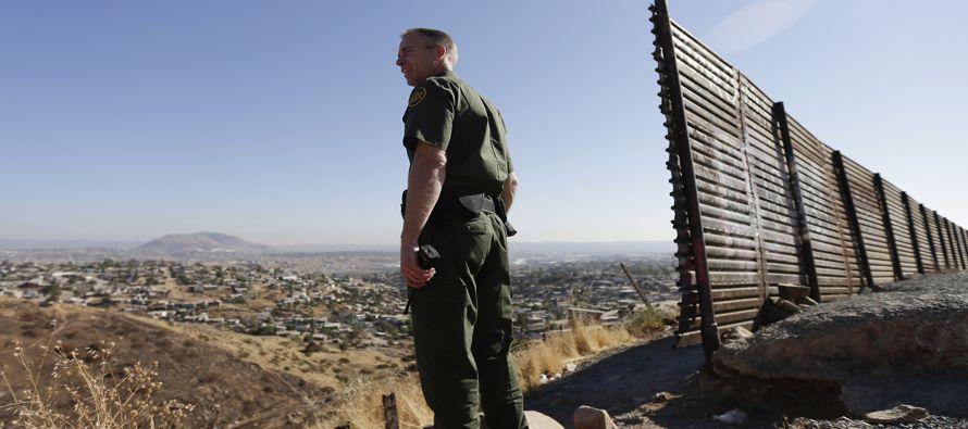 'Gran victoria hoy para la construcción del muro. Será para asegurar la frontera...