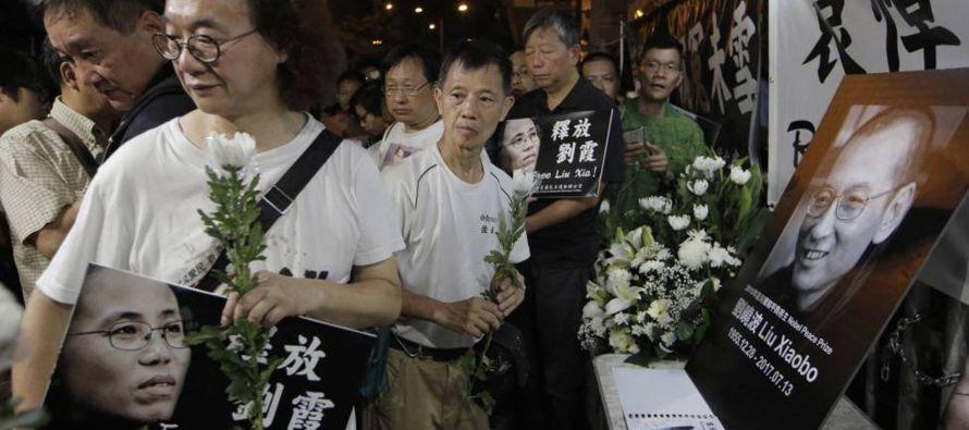 Liu podía no conocer el odio pero no acertó al decir que no tenía enemigos. El...