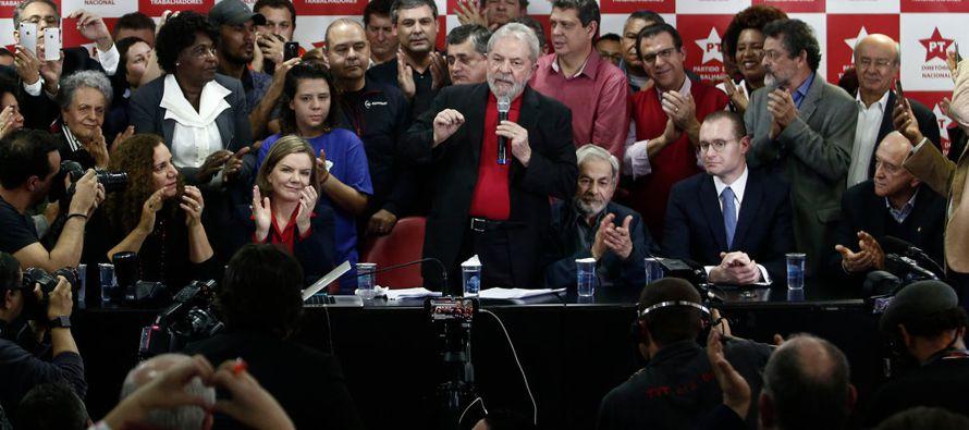 La reciente condena contra Luiz Inácio Lula da Silva, uno de los políticos de...