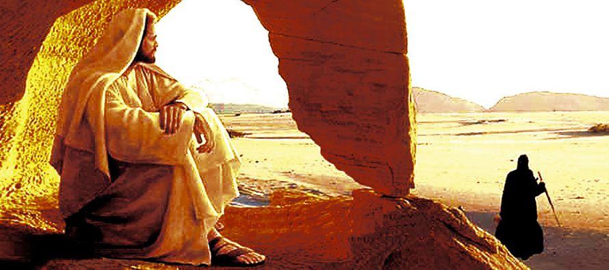La tentación nos enseña a ser humildes y nos obliga a estar unidos a Dios. Si no...