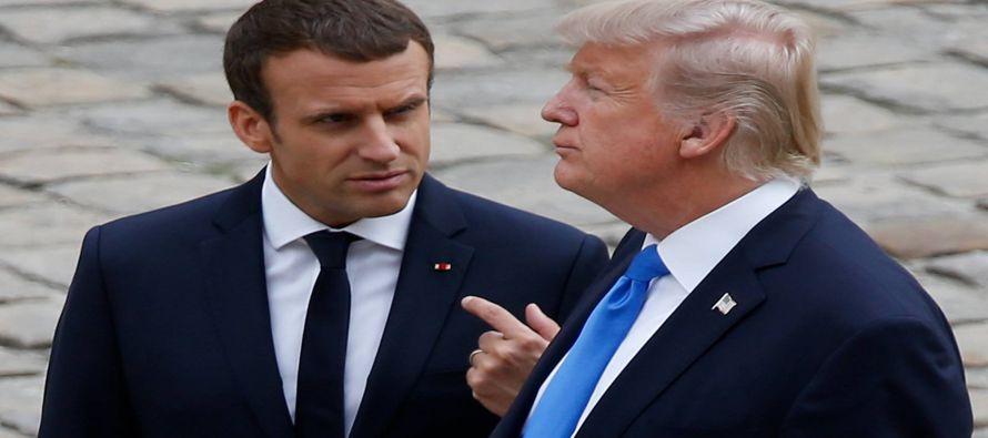 La diplomacia francesa, que considera que su cambio de orientación está abriendo...