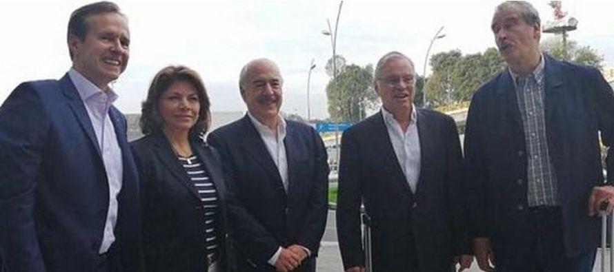 Cinco expresidentes latinoamericanos estarán presentes en la jornad que actuarán como...