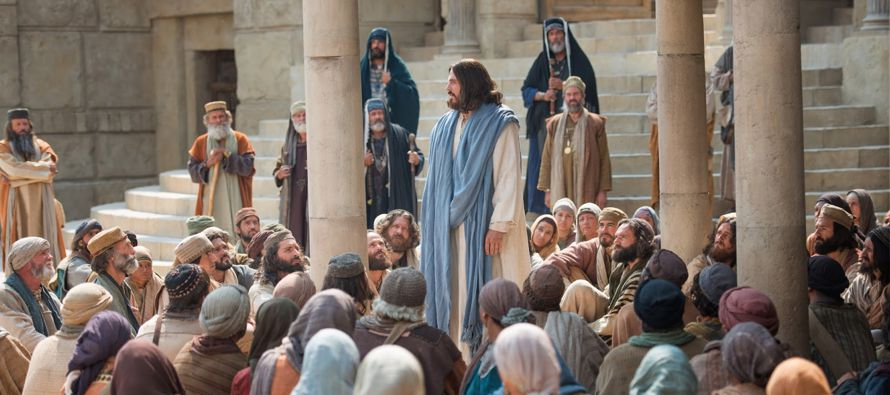 «El que ama a su padre o a su madre más que a mí, no es digno de mí; el...